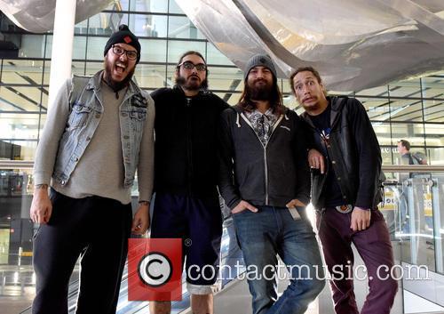 Chris Bishop, Brandon Yeagley, Paul Figueroa and Jake Figueroa 2