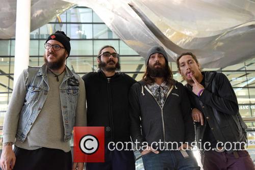 Chris Bishop, Brandon Yeagley, Paul Figueroa and Jake Figueroa 3