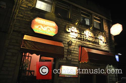 Golden Dragon Restaurant and Lancaster 1