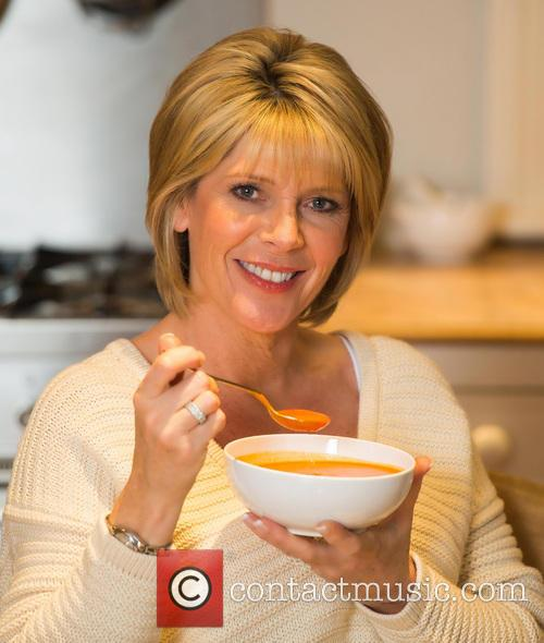 Ruth Langsford for Heinz Soup Warming Moment