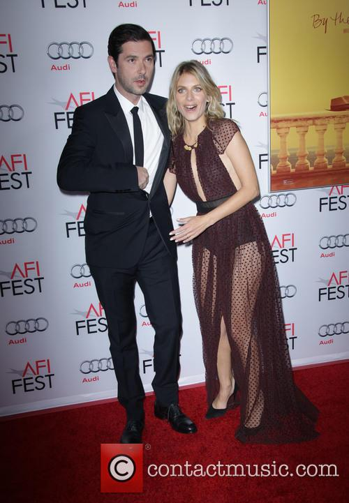 Melvil Poupaud and Melanie Laurent