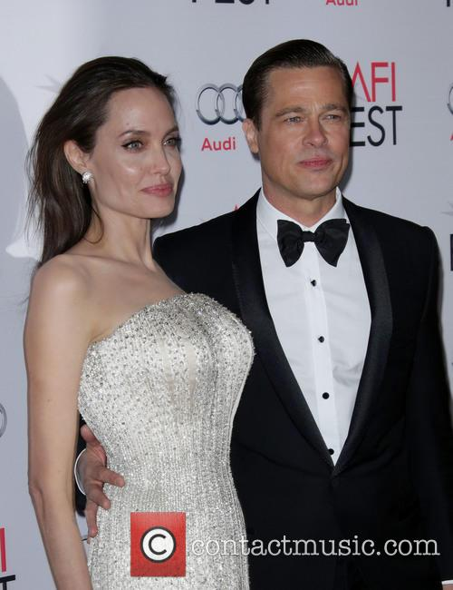 Angelina Jolie Pitt and Brad Pitt 10