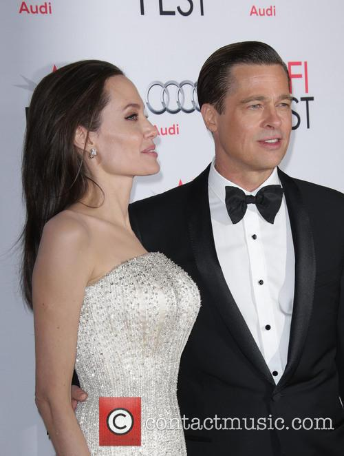 Angelina Jolie Pitt and Brad Pitt 11