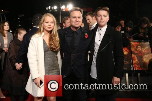 Jason Donovan, Son and Daughter 1