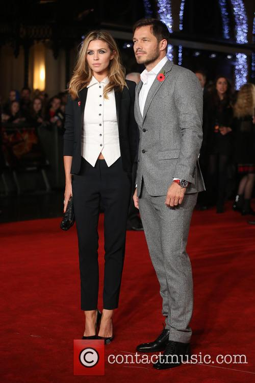 Abbey Clancy and Paul Sculfor 5
