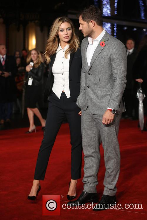 Abbey Clancy and Paul Sculfor 6