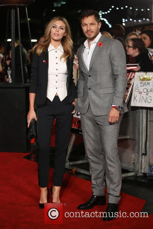 Abbey Clancy and Paul Sculfor 7
