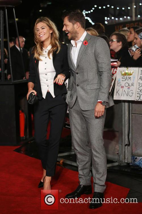 Abbey Clancy and Paul Sculfor 9