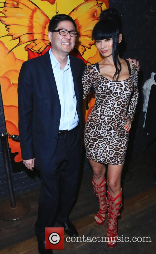 Gregory Hatanaka and Bai Ling 3
