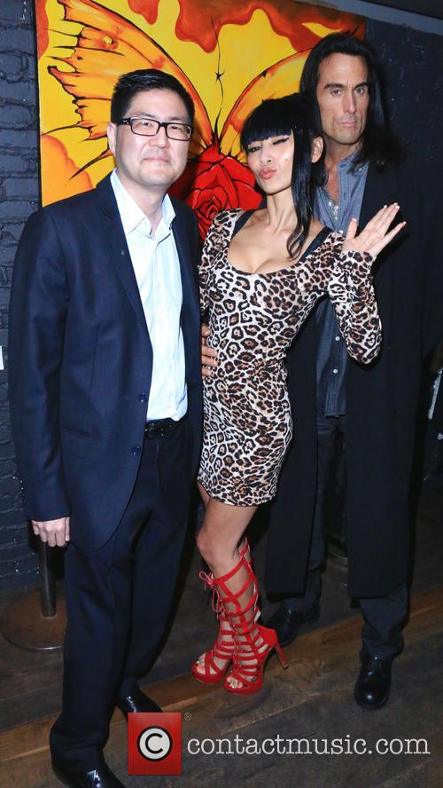 Gregory Hatanaka and Bai Ling 4