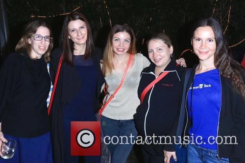 Nina An, Iren Iren, Kate Reva and Lucy Ulanova 1