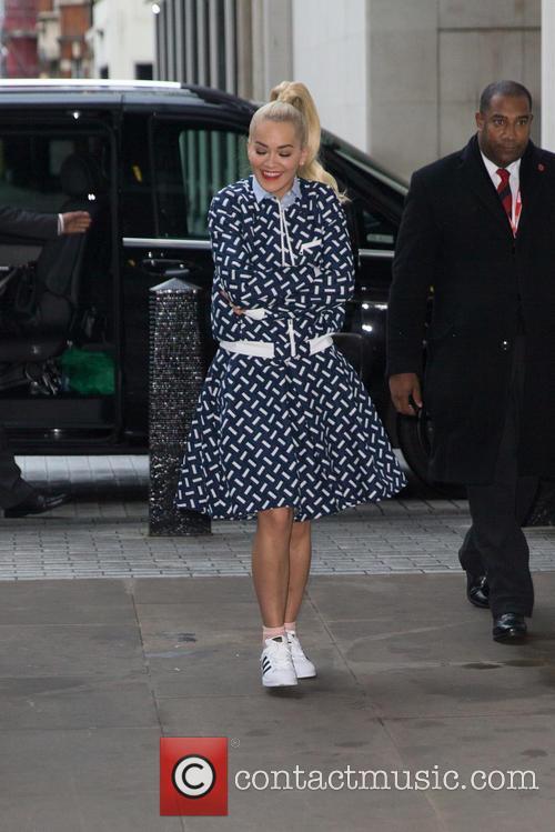 Rita Ora and Sigma 1