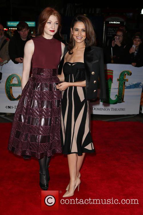 Nicola Roberts and Cheryl Fernandez-versini 2