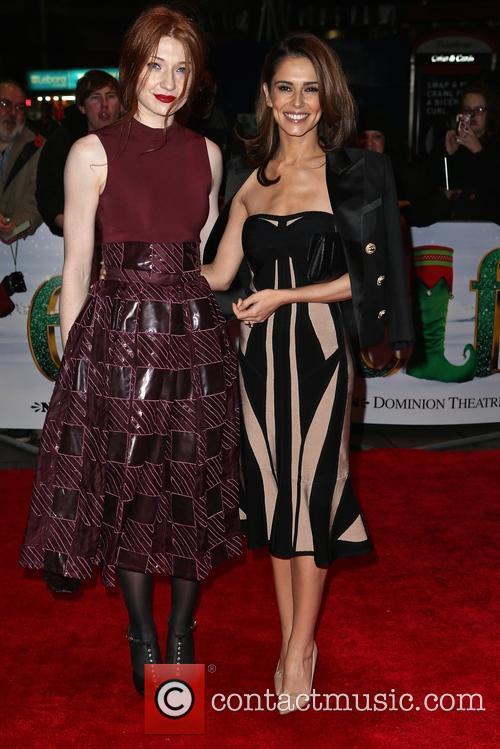 Nicola Roberts and Cheryl Fernandez-versini 3