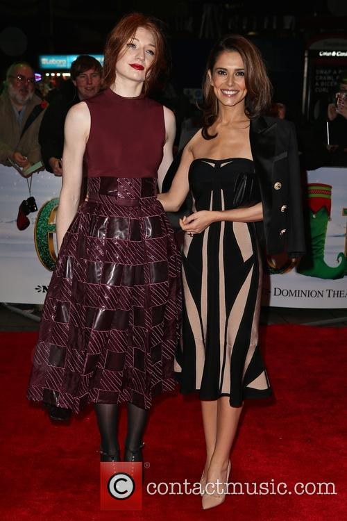 Nicola Roberts and Cheryl Fernandez-versini 4
