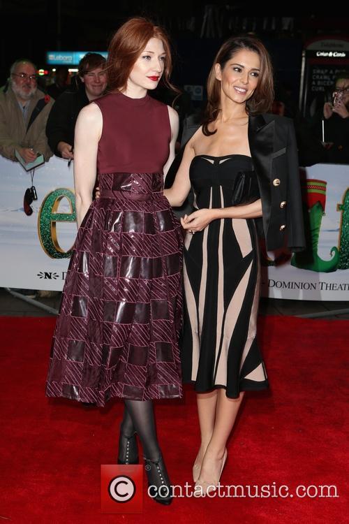 Nicola Roberts and Cheryl Fernandez-versini 6