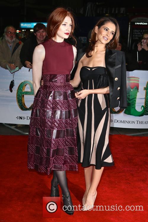 Nicola Roberts and Cheryl Fernandez-versini 7