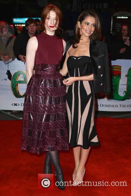Nicola Roberts and Cheryl Fernandez-versini 8