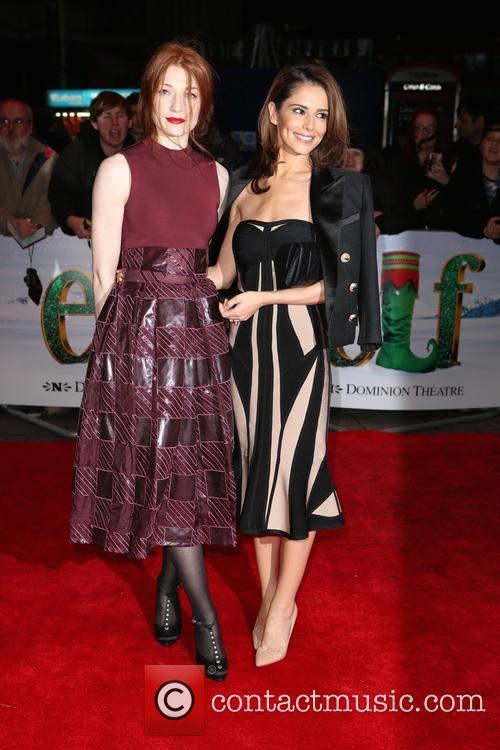 Nicola Roberts and Cheryl Fernandez-versini 9