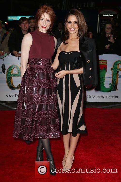 Nicola Roberts and Cheryl Fernandez-versini 11