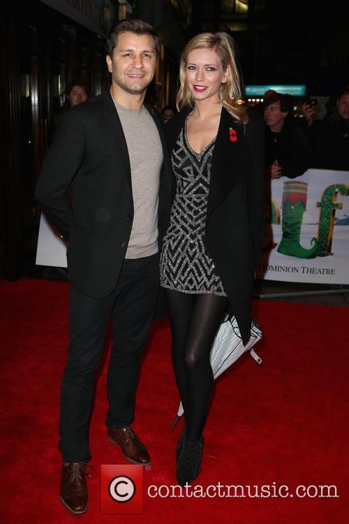 Rachel Riley and Pasha Kovalev 3