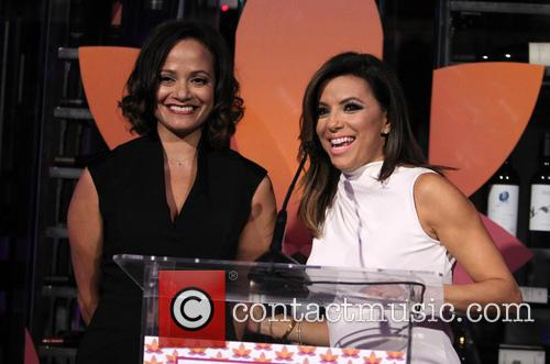 Judy Reyes and Eva Longoria 9