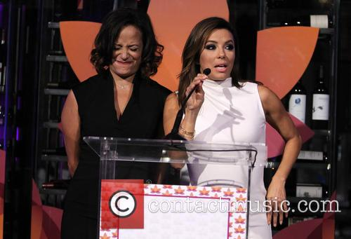 Judy Reyes and Eva Longoria 11
