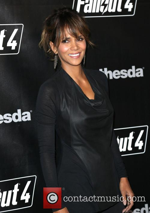 Halle Berry Is