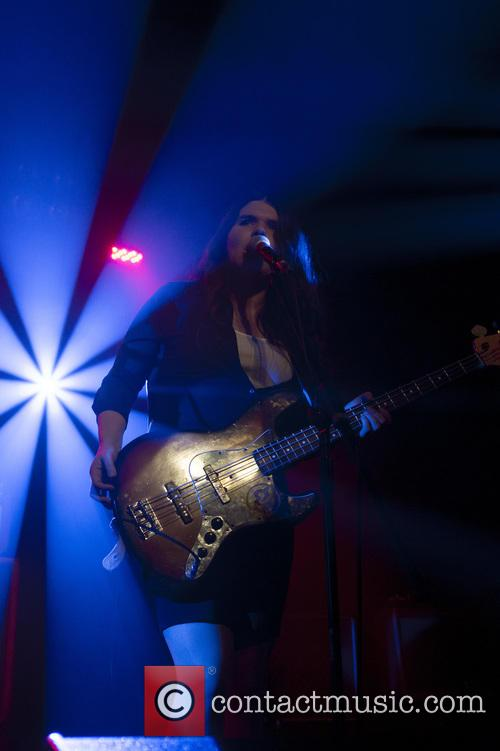 The Magic Numbers and Michele Stodart