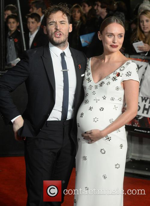 Sam Claflin and Laura Haddock 7