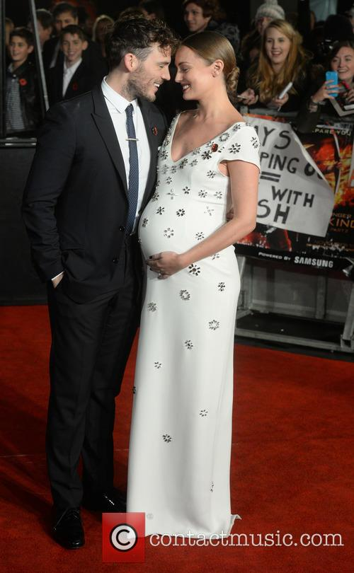 Sam Claflin and Laura Haddock 8