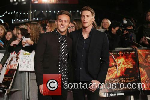 Tom Daley and Dustin Lance 3