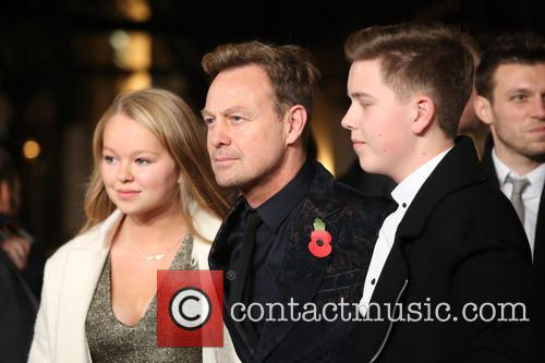 Jason Donovan, Son and Daughter 2
