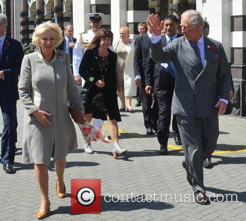 Prince Charles, Camilla and Duchess Of Cornwall 2