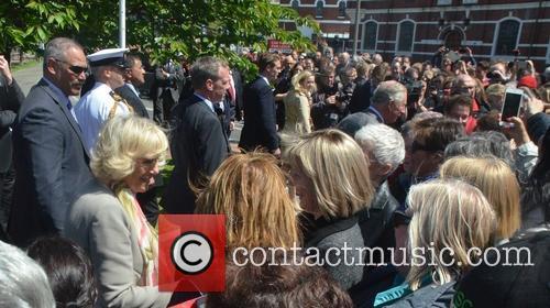 Prince Charles, Camilla and Duchess Of Cornwall 5