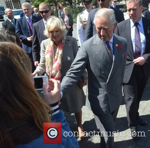 Prince Charles, Camilla and Duchess Of Cornwall 9