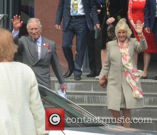 Prince Charles, Camilla and Duchess Of Cornwall 10