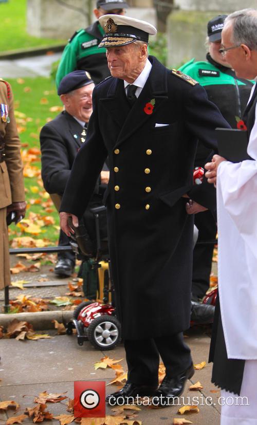 Prince Harry and Duke Of Edinburgh 7