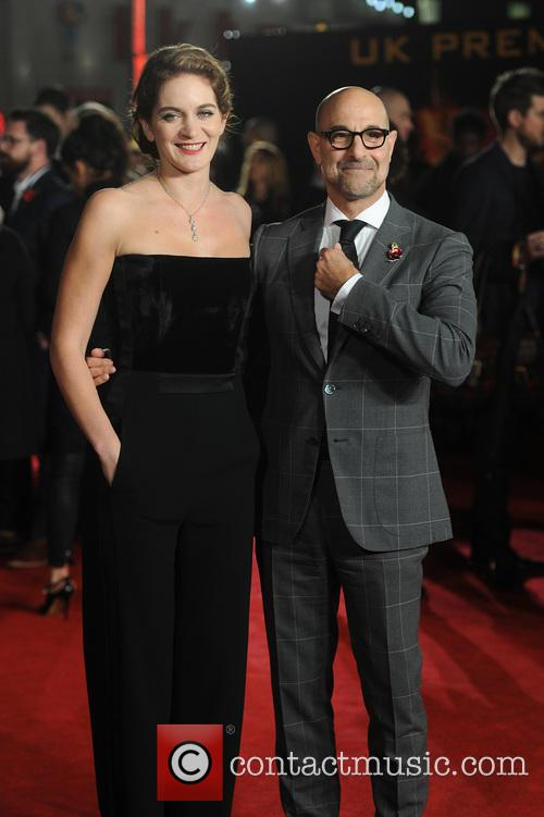 Stanley Tucci and Guest 1