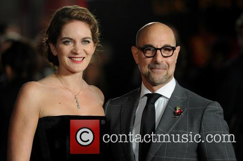 Stanley Tucci and Guest 2