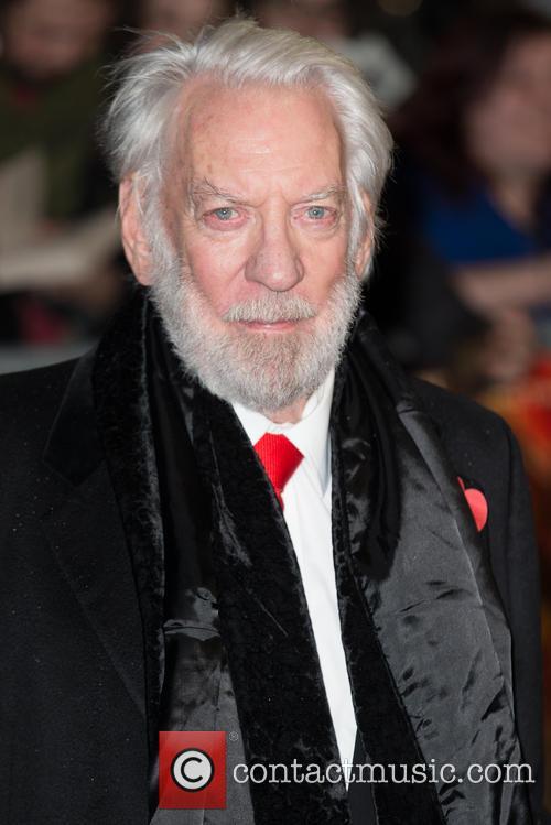 Donald Sutherland 2