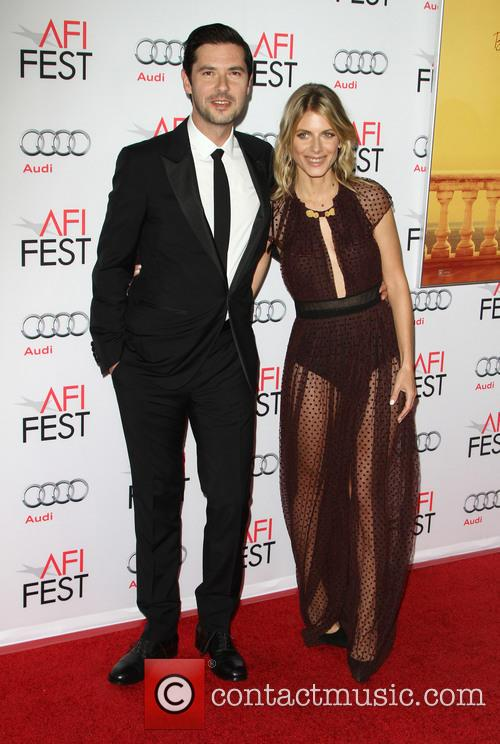 Melvil Poupaud and Melanie Laurent 2