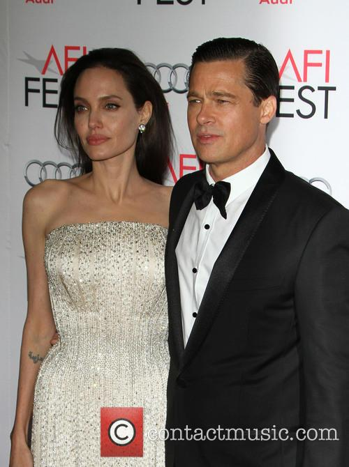 Angelina Jolie Pitt and Brad Pitt 2
