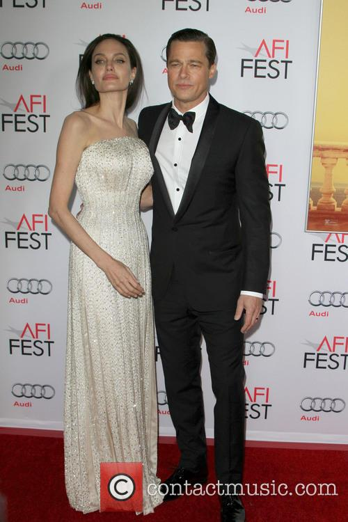 Angelina Jolie Pitt and Brad Pitt 4
