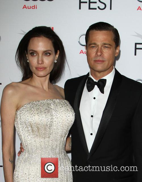 Angelina Jolie Pitt and Brad Pitt 6