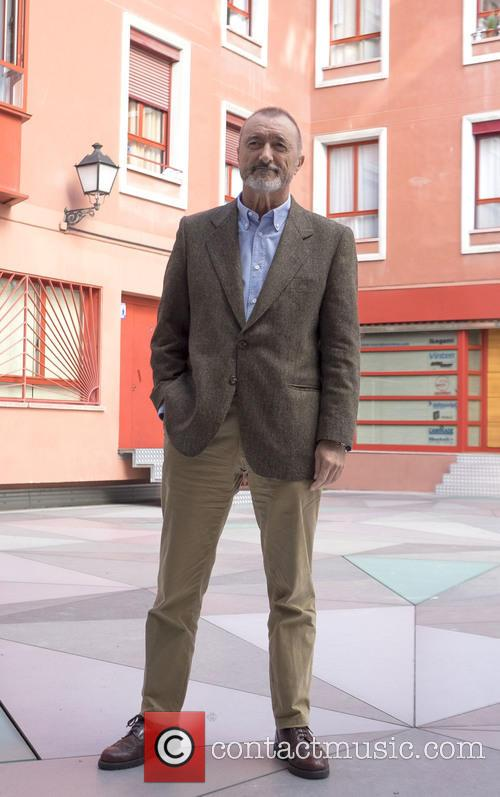 Arturo Pérez-reverte 6