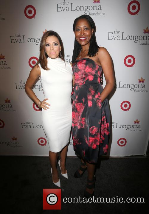Eva Longoria and Laysha Ward 11