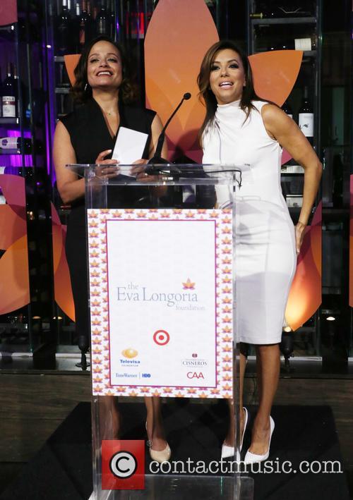 Judy Reyes and Eva Longoria 1