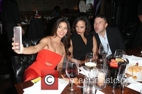 Roselyn Sanchez, Judy Reyes and George Valencia 1