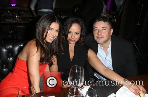 Roselyn Sanchez, Judy Reyes and George Valencia 2